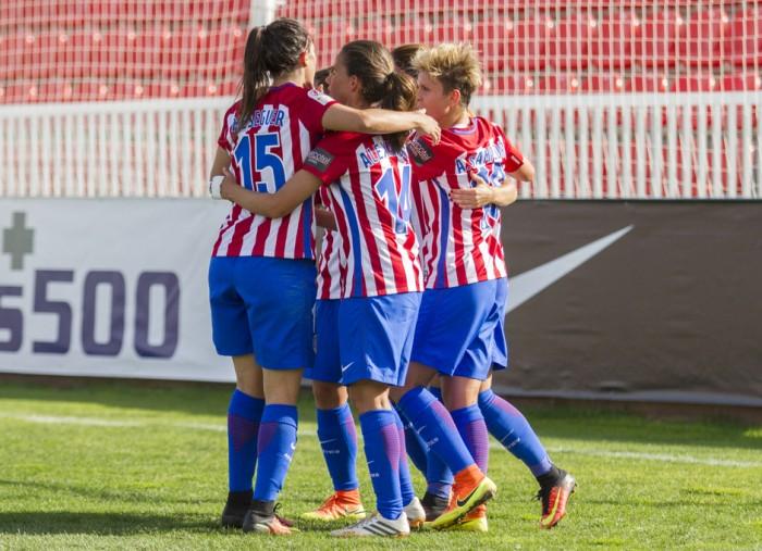Falcón y Sonia mantienen líder al Atlético Femenino