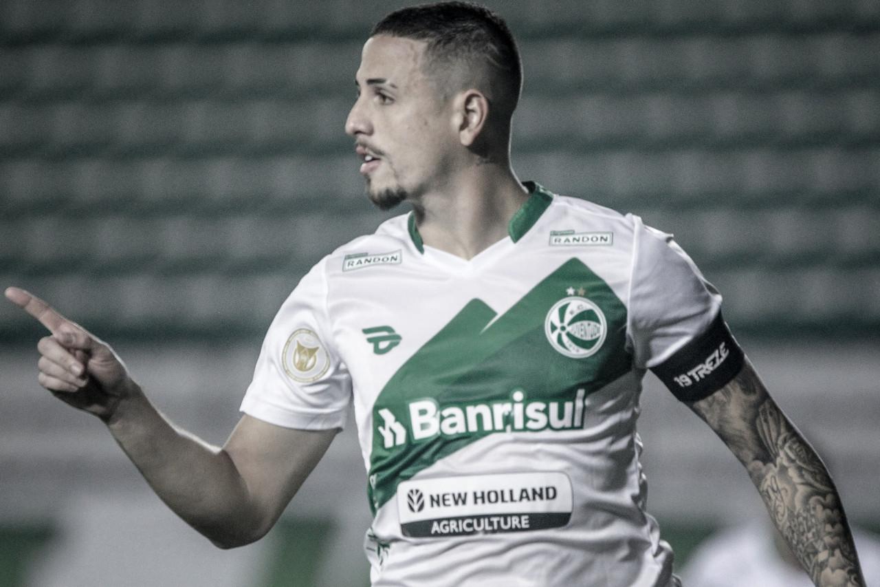 Com gol de artilheiro Matheus Peixoto, Juventude derrota lanterna Chapecoense