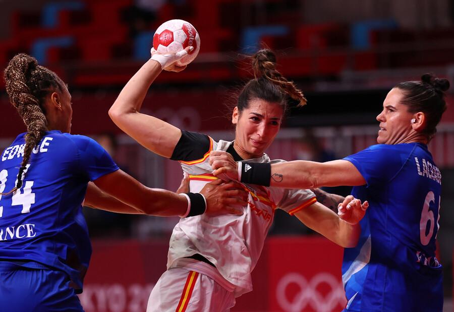Resumen y mejores momentos del Francia 25-28 España en Balonmano Tokio 2020