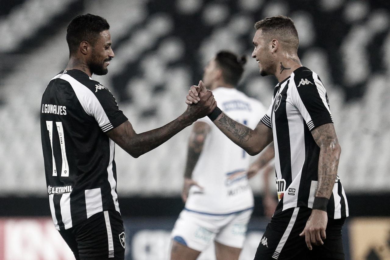 Botafogo supera CSA, vence segunda consecutiva e volta a mirar G-4 da Série B