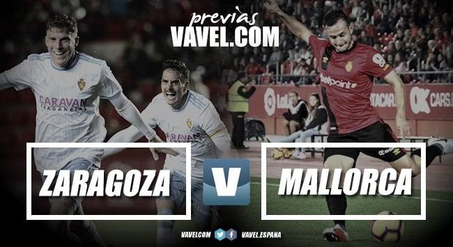 Real Zaragoza - RCD Mallorca: la copa no se tira en Zaragoza