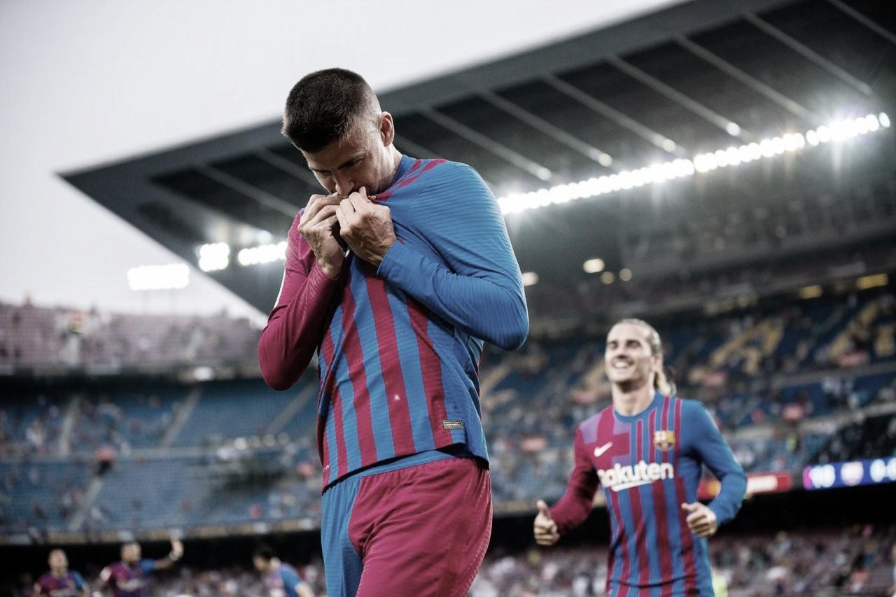 FC Barcelona vs Real Sociedad (4-2): Exhibición azulgrana y thriller en el Camp Nou