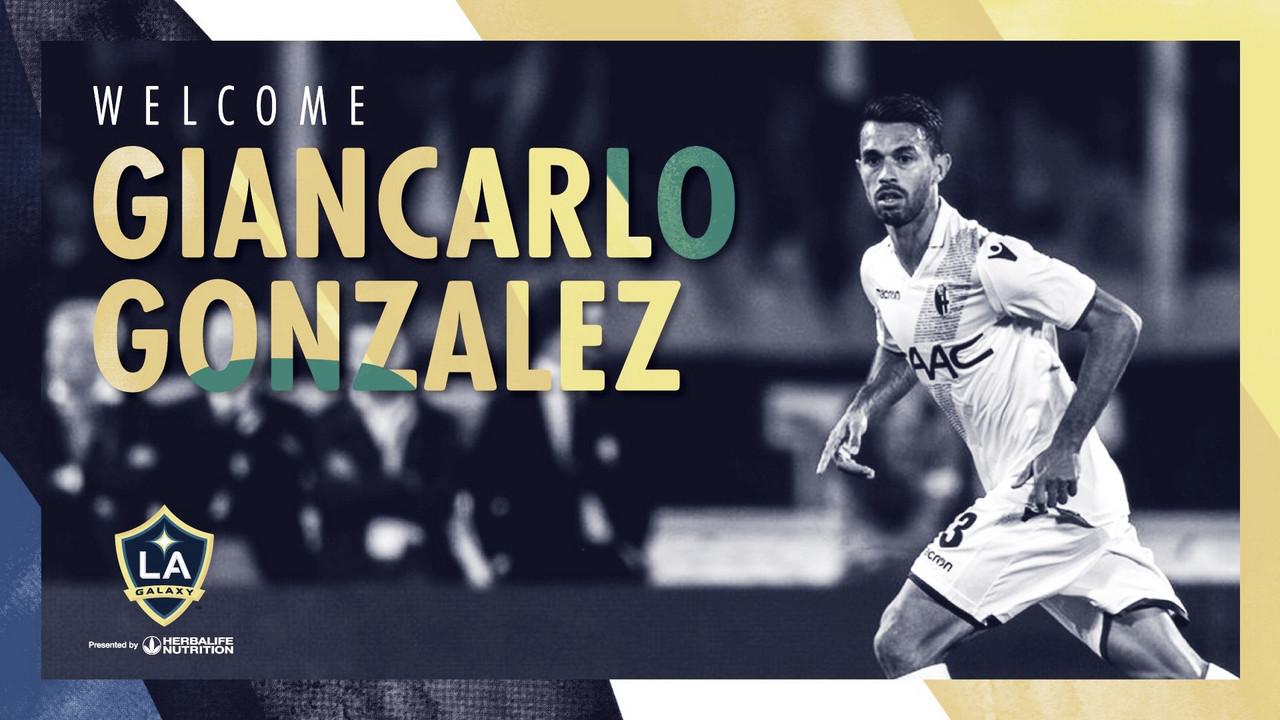 Giancarlo González ficha por LA Galaxy