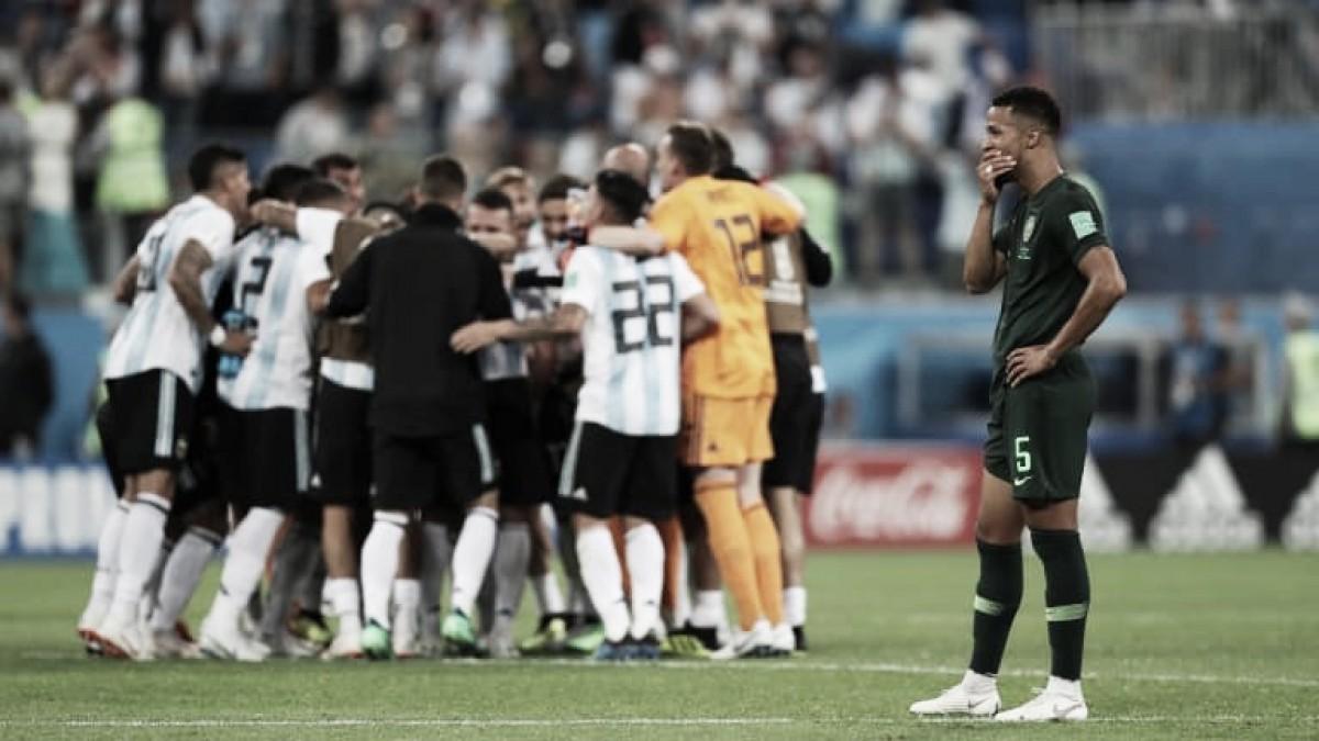 Drama da Argentina e primeiro jogo sem gols da Copa marcam dia 13 de #VAVELnaRússia