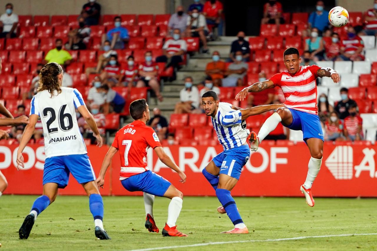 Un reencuentro feliz saldado con victoria ante el Málaga