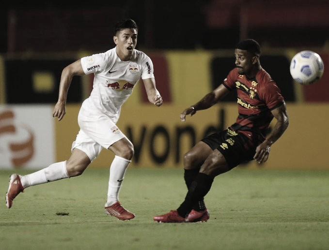 Sport pressiona, mas fica no empate com Bragantino pelo Brasileirão