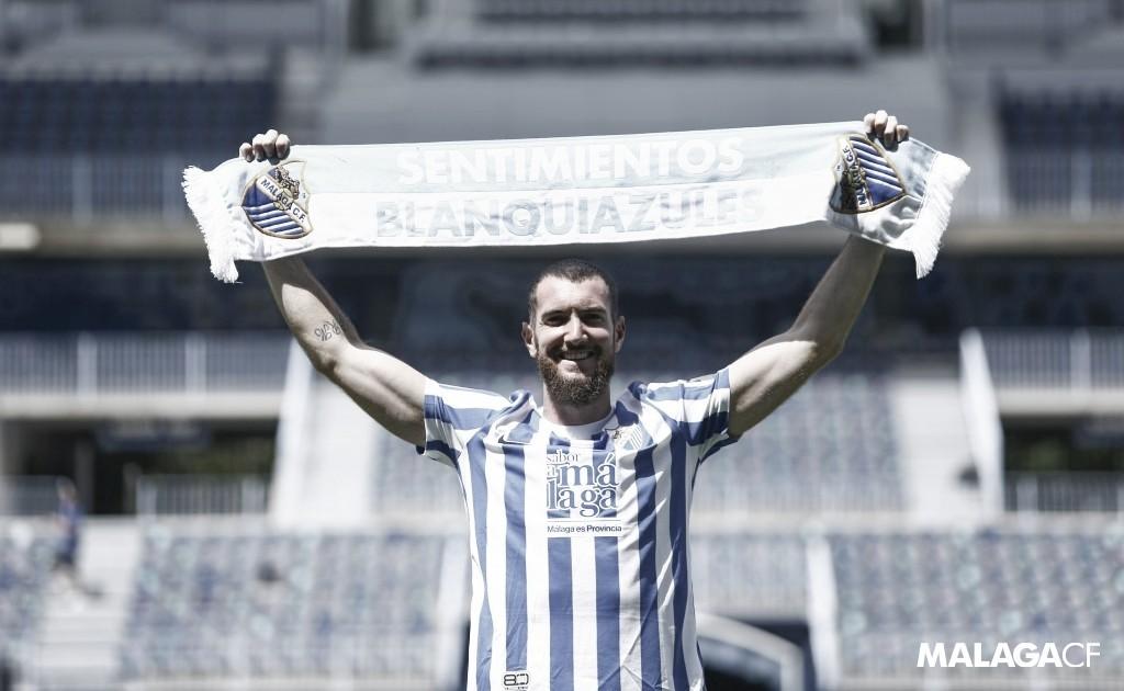 Peybernes nuevo jugador del Málaga CF