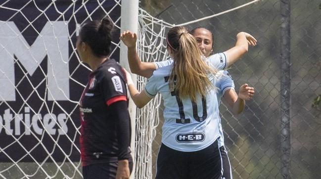Atlas Femenil sufre goleada por parte de las bicampeonas Tigres