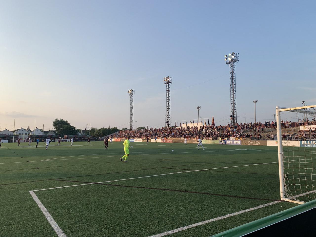 Detroit City FC 3-2 Chicago House AC: Detroit spoils Chicago's NISA league debut
