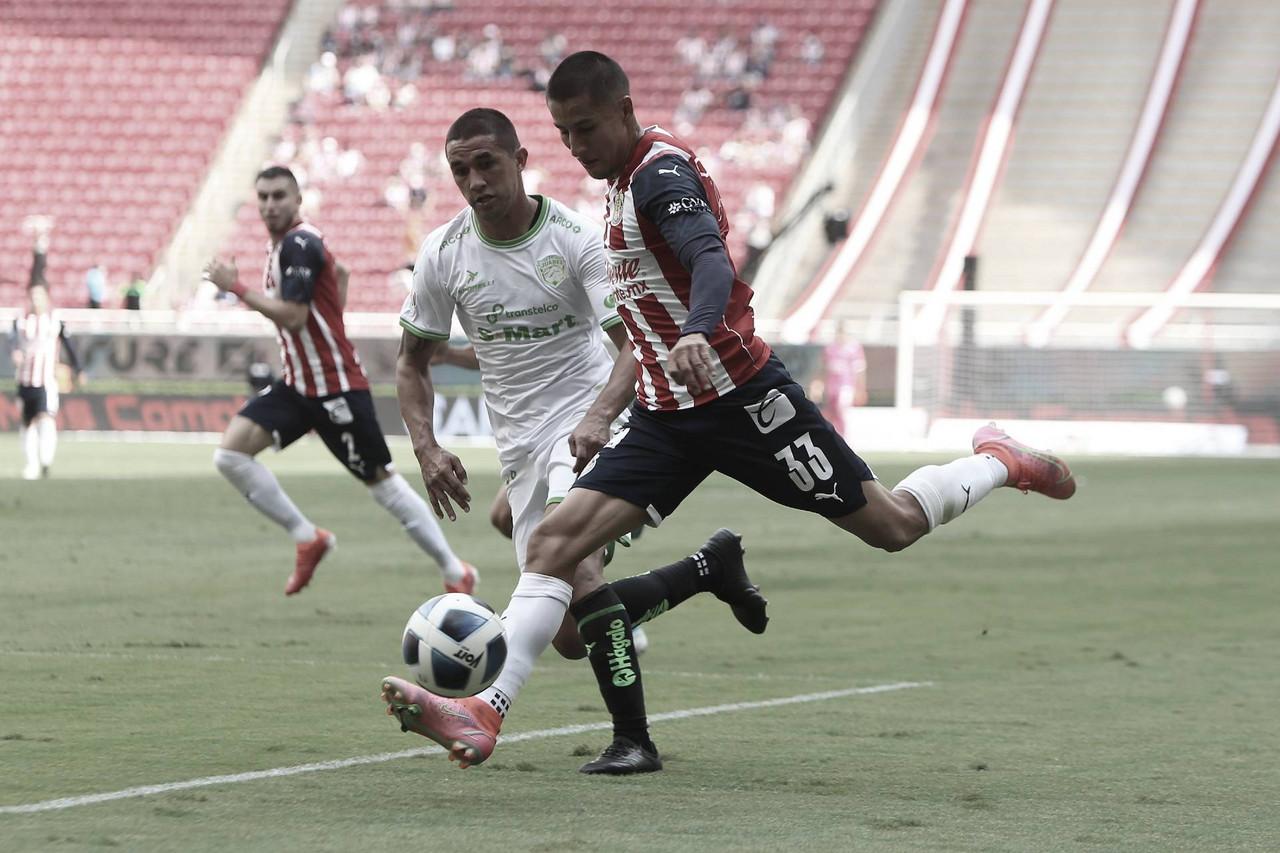 Agónico empate entre Chivas y Bravos