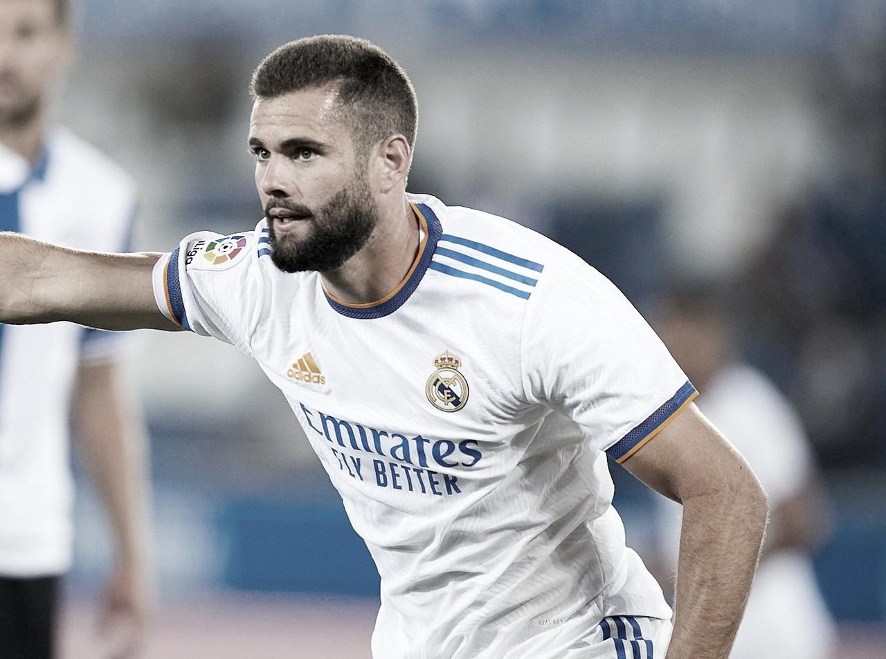 """Nacho Fernández: """"El gol es más de Luka que mío, es un maestro, pero estoy muy feliz por aportar"""""""