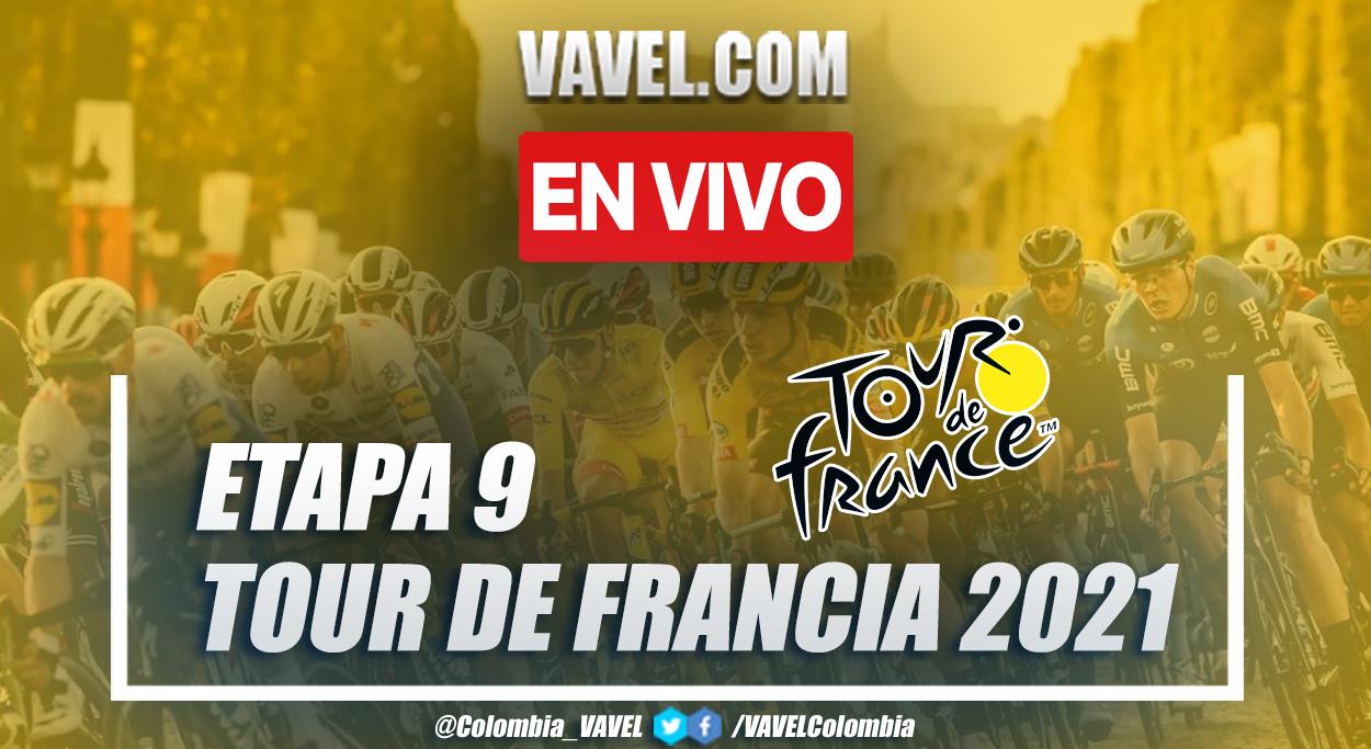 Resumen etapa 9 Tour de Francia 2021:Cluses - Tignes