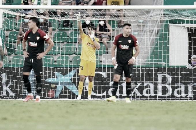 Elche CF - Sevilla FC; puntuaciones del Sevilla en la jornada 3 de LaLiga Santander
