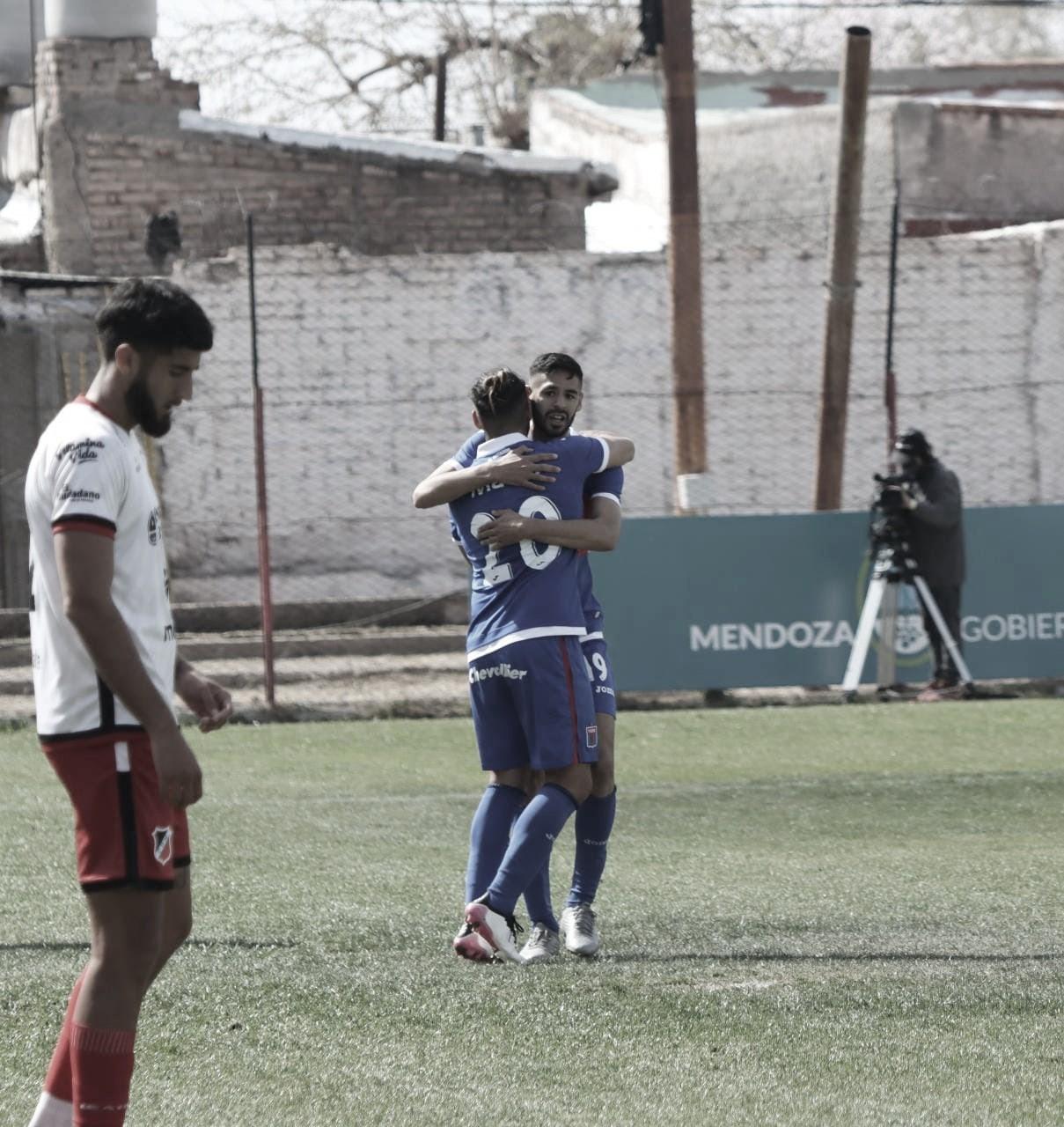 Tigre goleó a Maipú y sigue a paso firme en la lucha por el ascenso