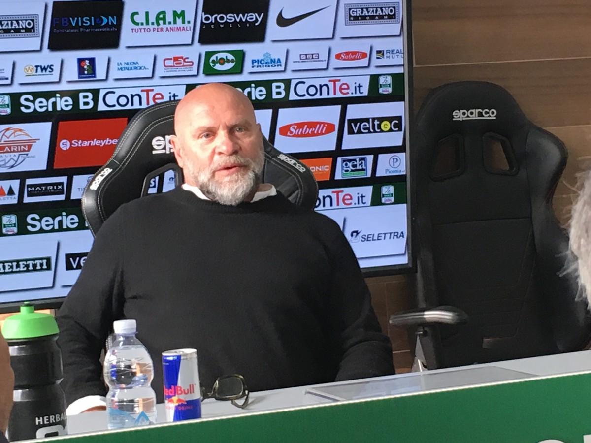 Serie B, Ascoli - Carpi 2-0: le parole dei tecnici