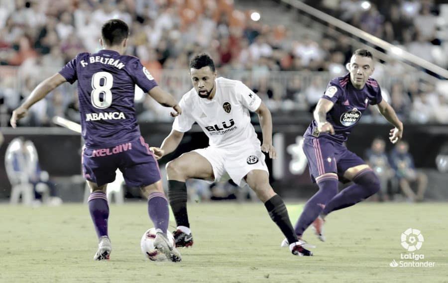 Valencia CF - R. C. Celta de Vigo: un duelo de necesidades