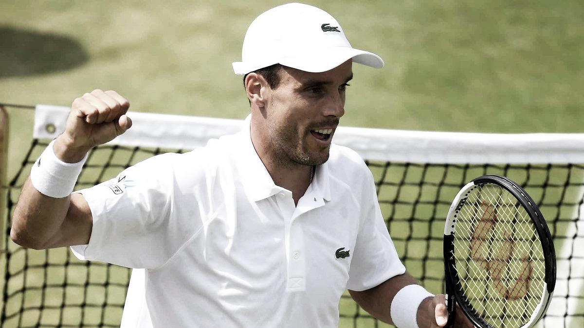 Bautista Agut supera Pella, avança às semis de Wimbledon e atinge melhor resultado em Slams