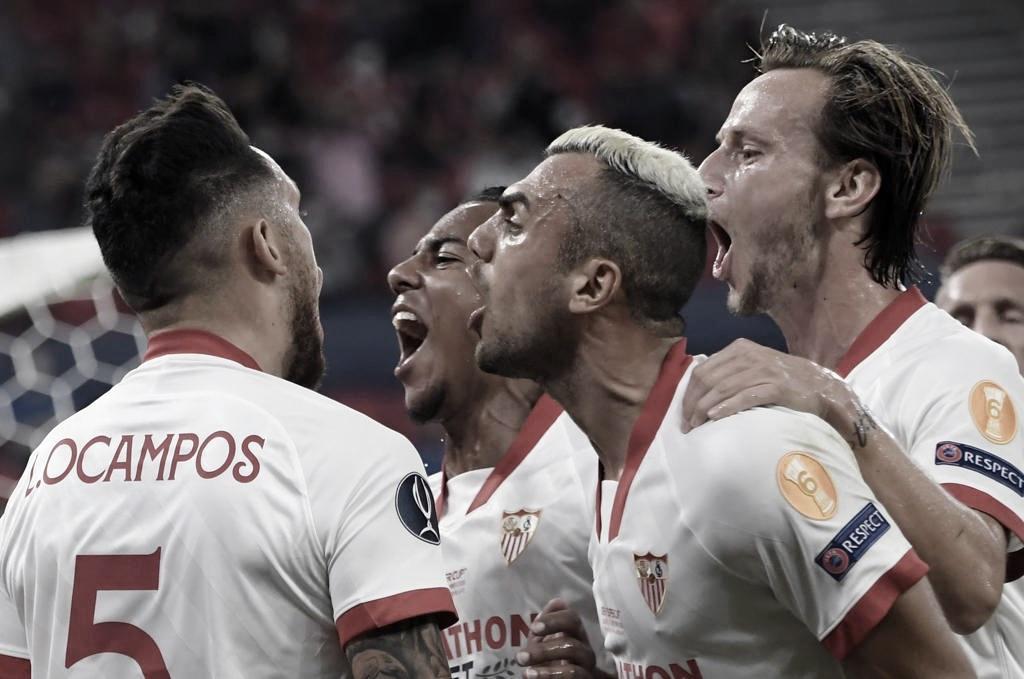 Bayern Múnich - Sevilla FC: puntuaciones del Sevilla, final de la Supercopa de Europa