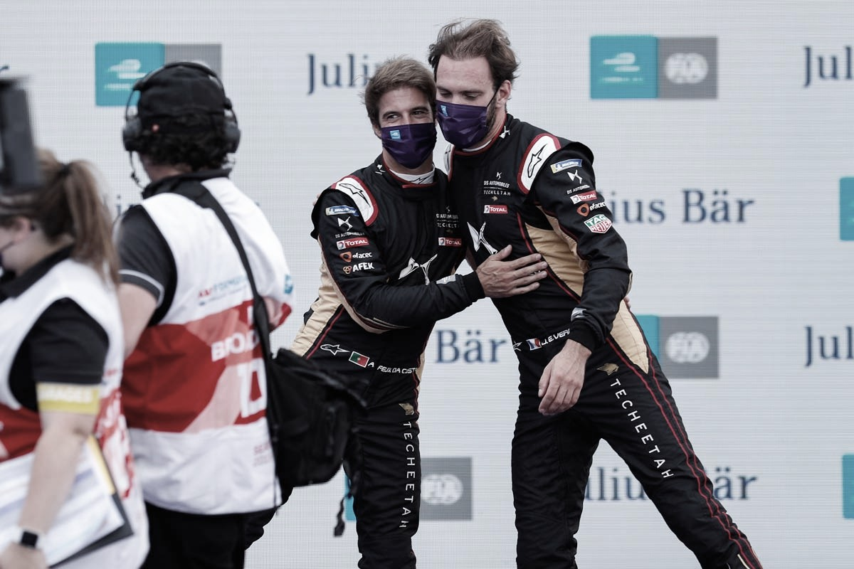 Pilotos da Techeetah convidam Hamilton e Verstappen para a Fórmula E