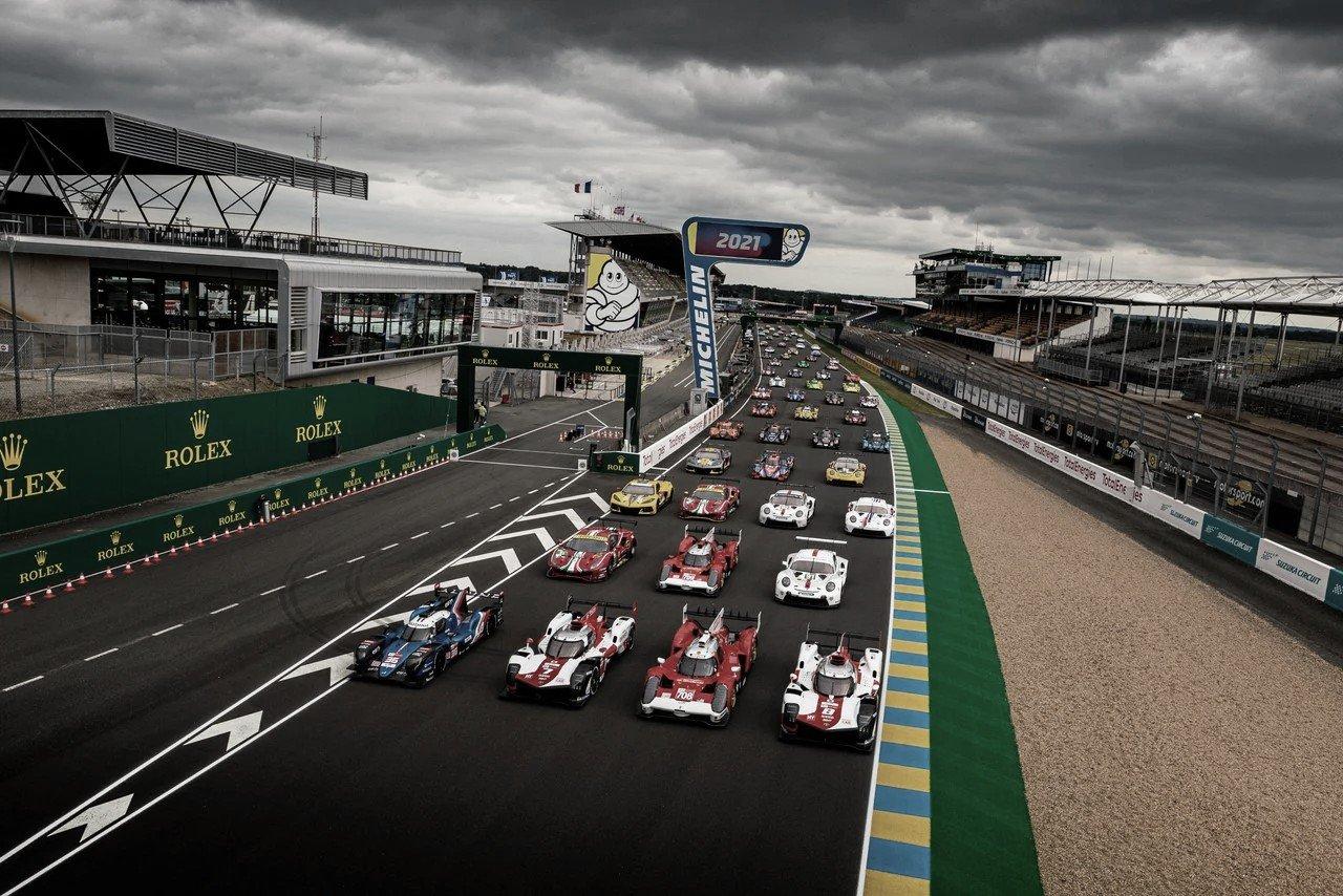 Comienza una nueva edición de las 24 horas de Le Mans