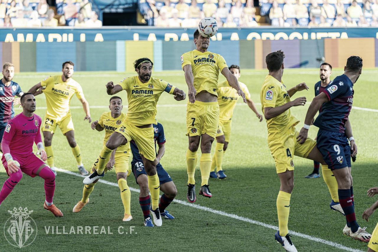 Análisis del Villarreal CF, rival de la SD Eibar: proyecto ilusionante a la vista