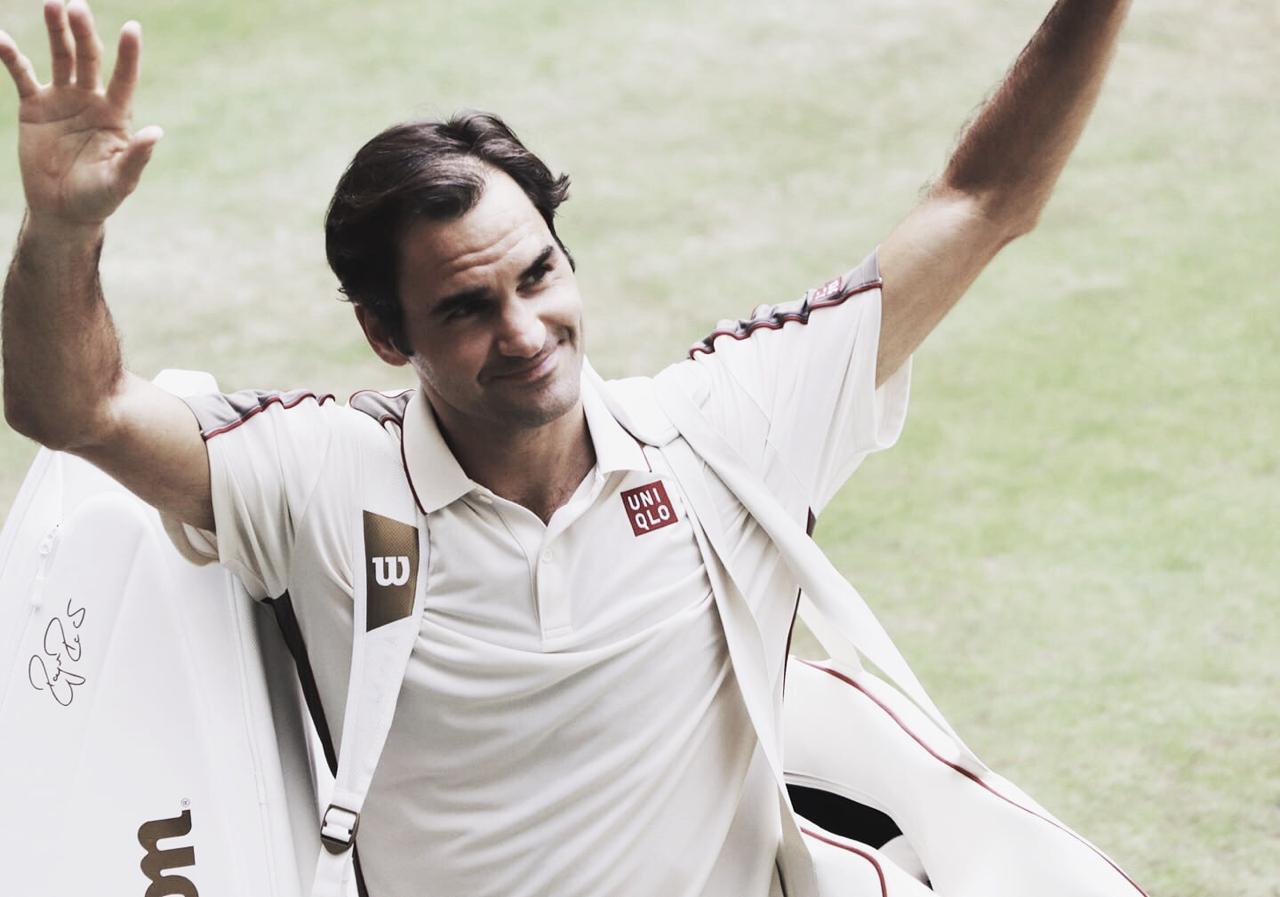 Com atuação segura, Federer passa fácil por Herbert e está na final do ATP 500 de Halle