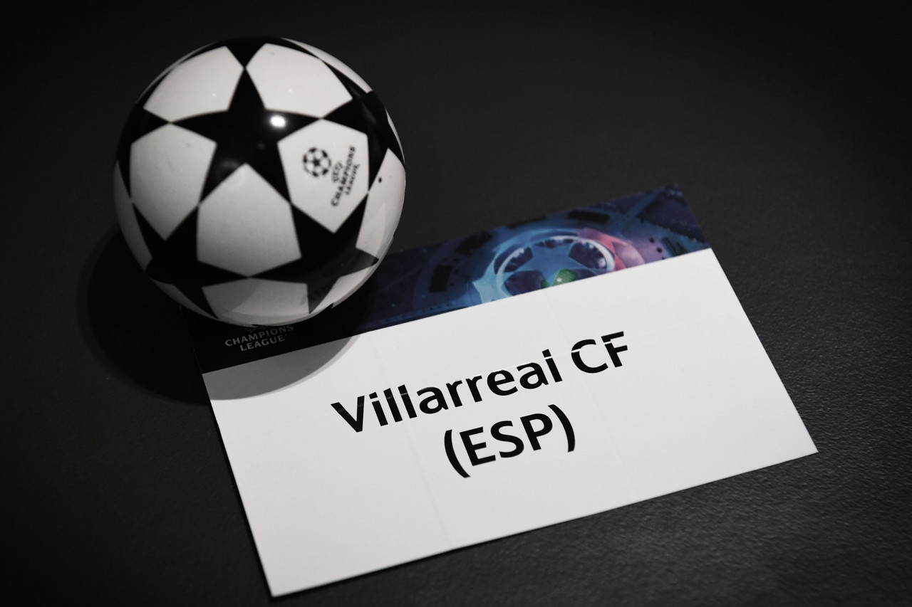 El Villarreal C.F ya conoce los rivales de la fase de grupo de la Champions League