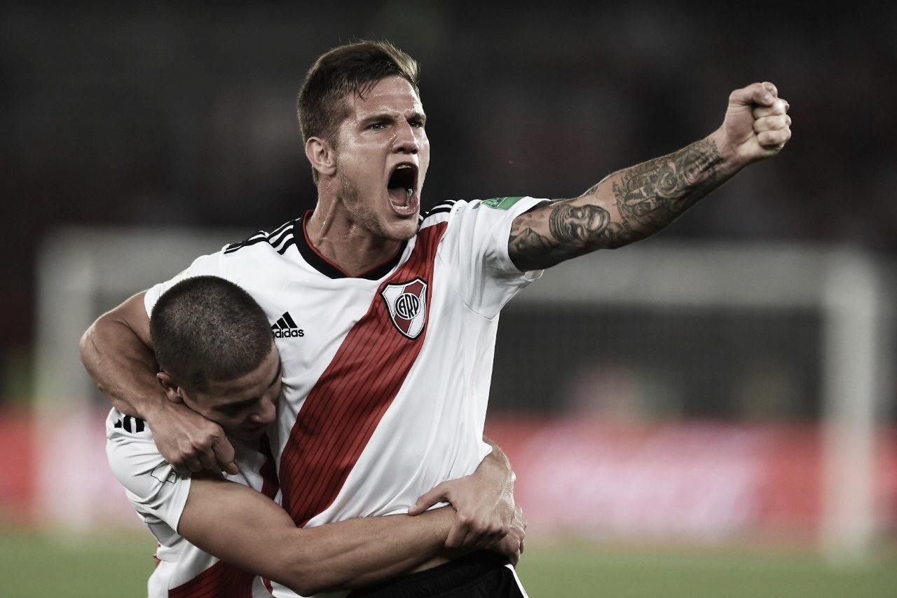 Martínez brilha na sua despedida, River Plate bate Kashima e fica com terceiro lugar no Mundial