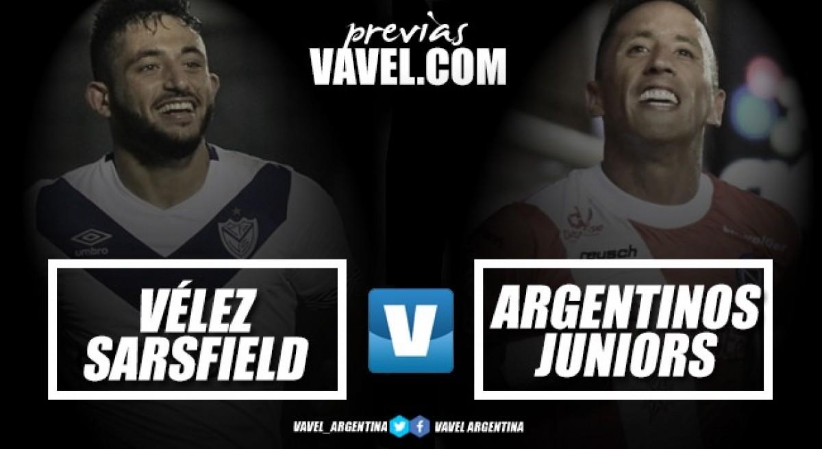 Previa Vélez vs Argentinos: buscan el mejor final