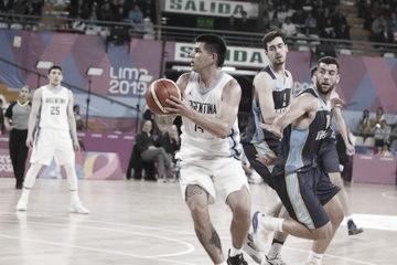 Lima 2019: Debut y gran victoria para la selección masculina de básquet.