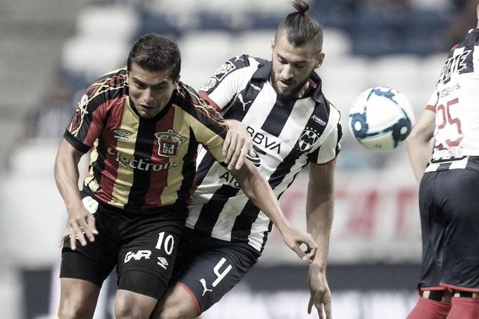 Debut triunfal en Copa