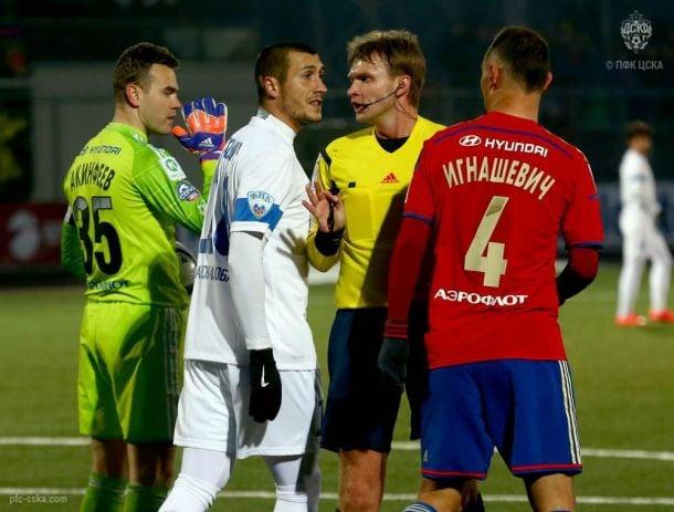 Copa Rusia: ganaron Kuban y CSKA Moscú