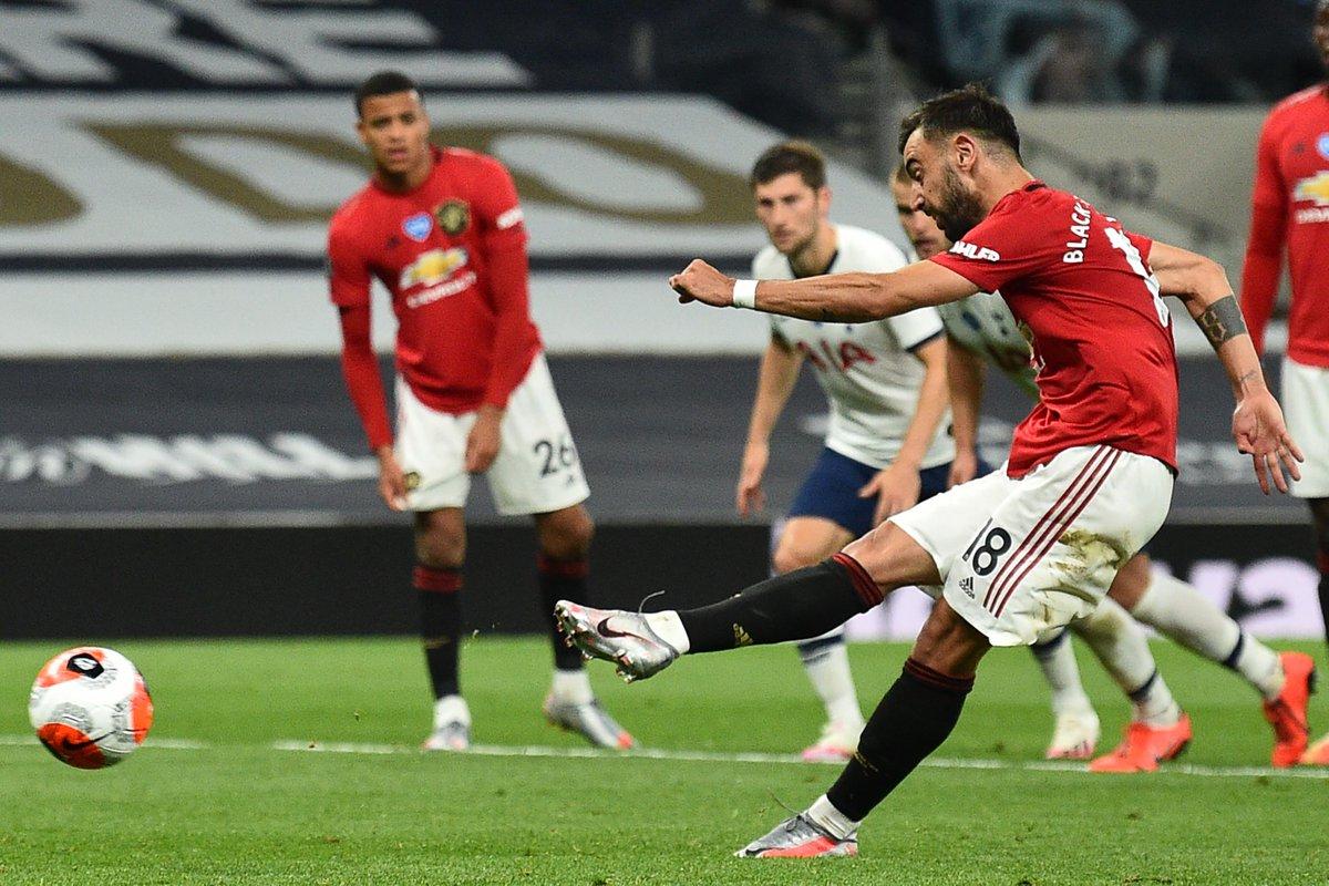 Ripartita la Premier: 1-1 nel big match tra Tottenham e United