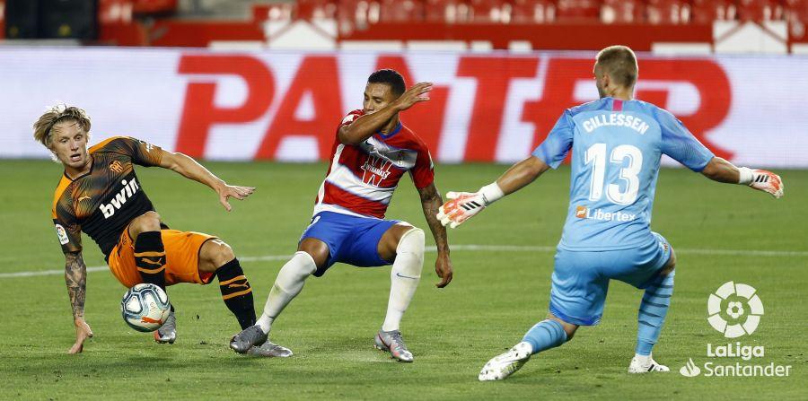 Agridulce empate para un Granada CF que no deja de soñar
