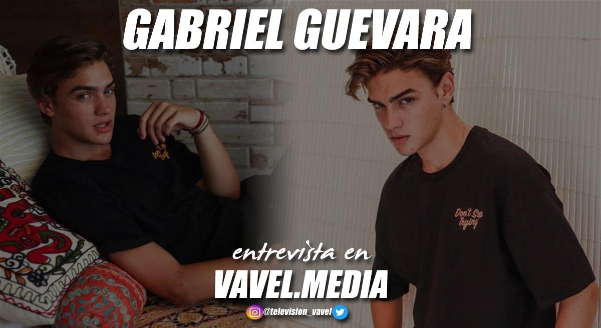"""Entrevista. Gabriel Guevara: """"Prefiero aprender observando y experimentando en primera persona"""""""