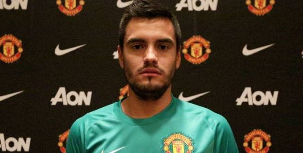 Sergio Romero signe à Manchester United