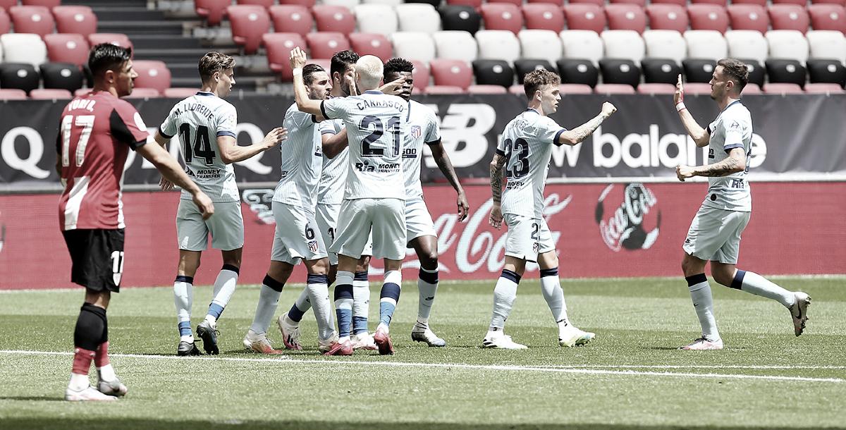 Análisis del rival de Osasuna: el Atlético debe puntuar sí o sí