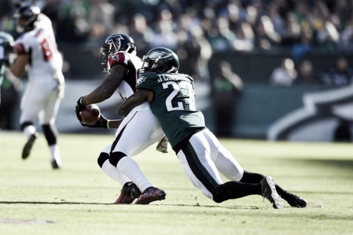 Atual campeão, Philadelphia Eagles recebe Atlanta Falcons pela abertura da NFL