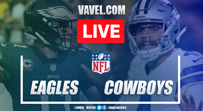 Video highlights and touchdowns: Eagles 10-37 Cowboys, 2019 NFL