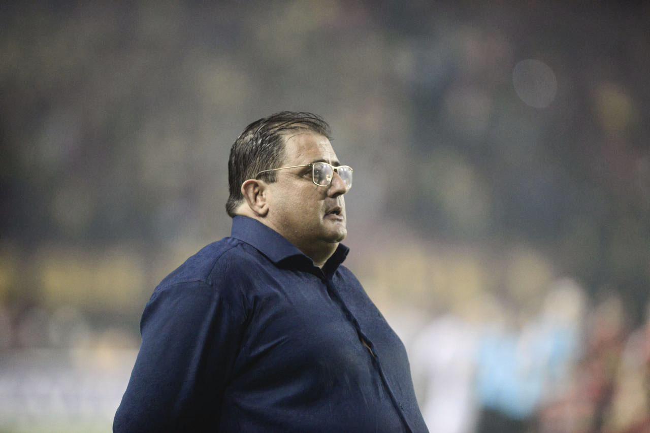 Guto Ferreira culpa 'queda de intensidade e falta de controle' por novo empate do Sport