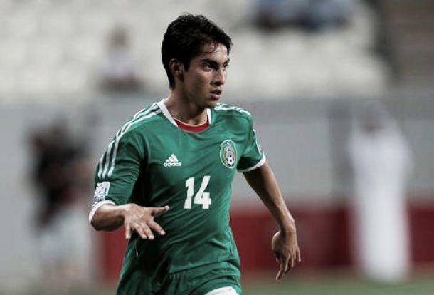 Brilla Erick Aguirre en la Selección Mexicana Sub-20
