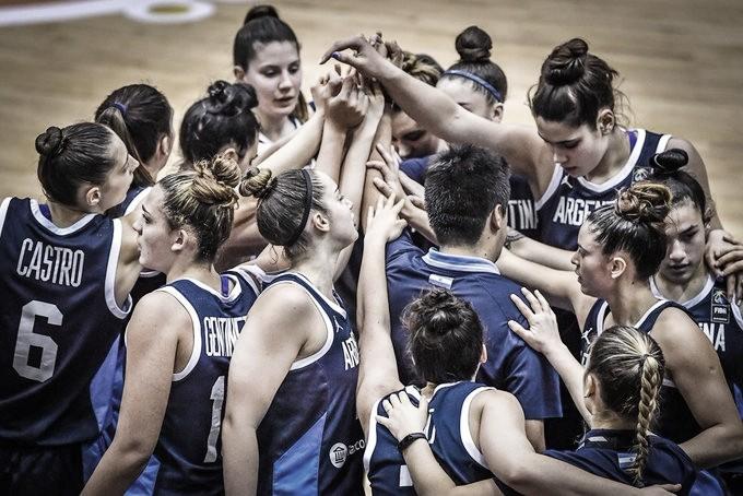 Mundial Femenino FIBA U19: Como fue el pasaje de las hormigas en los primeros cuatro partidos