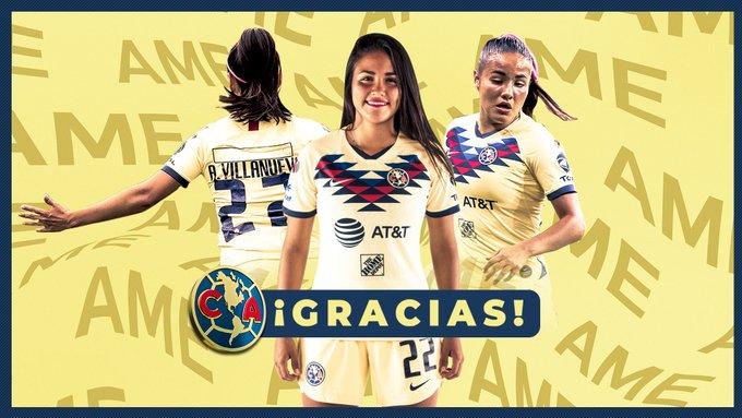 América Femenil suma una nueva baja para el Apertura 2020