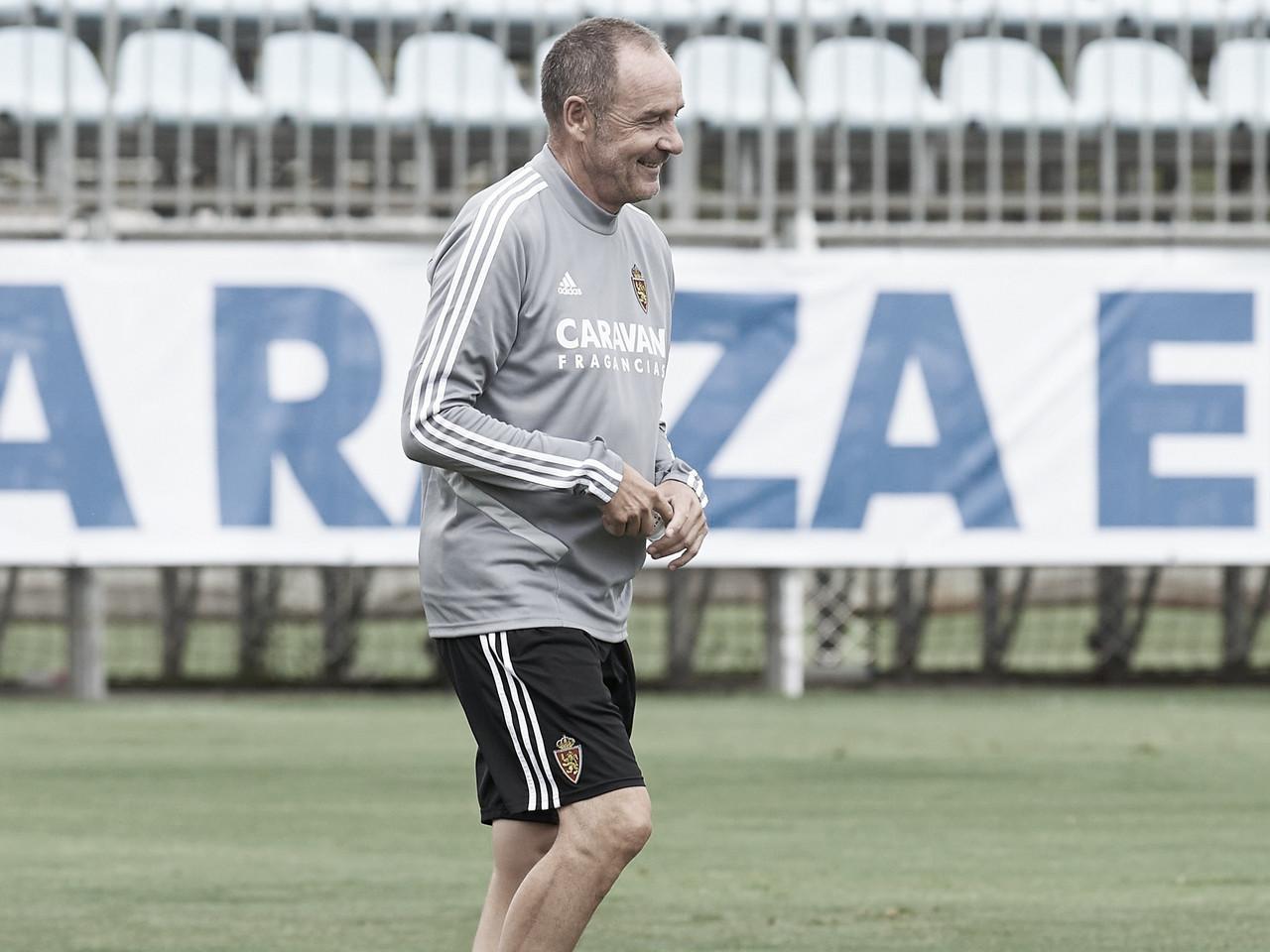 ¿Cómo quiere jugar Víctor Fernández?