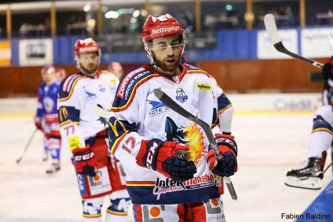 Julien Munoz: «J'ai trouvé du temps de jeu et des responsabilités à Mulhouse»
