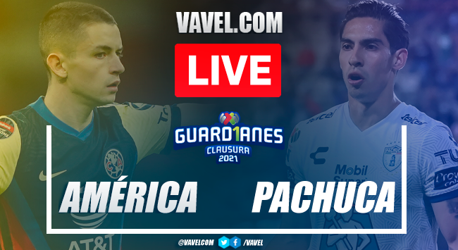 Goals and highlights: America 4-2 Pachuca in 2021 Liga MX Guard1anes