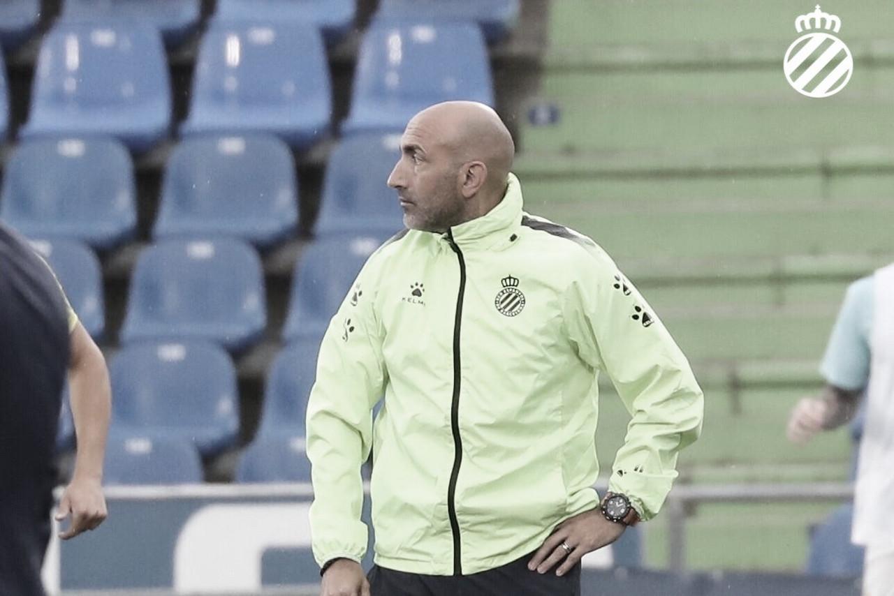 """Abelardo: """"Es para estar muy orgulloso de mi equipo"""""""