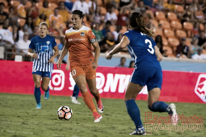 Houston Dash and Boston Breakers share the spoils in 0-0 result