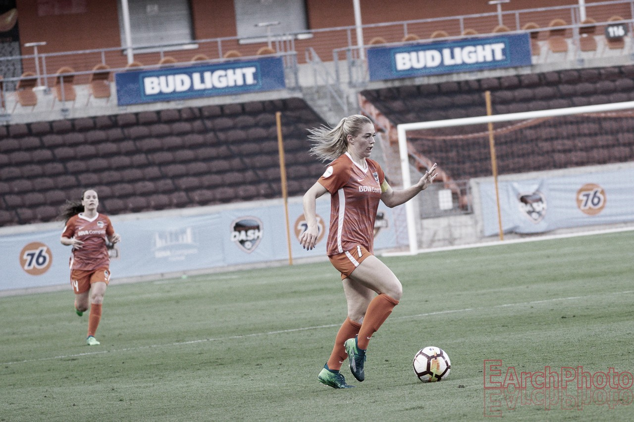 Houston Dash earn 1-0 home win over Orlando Pride