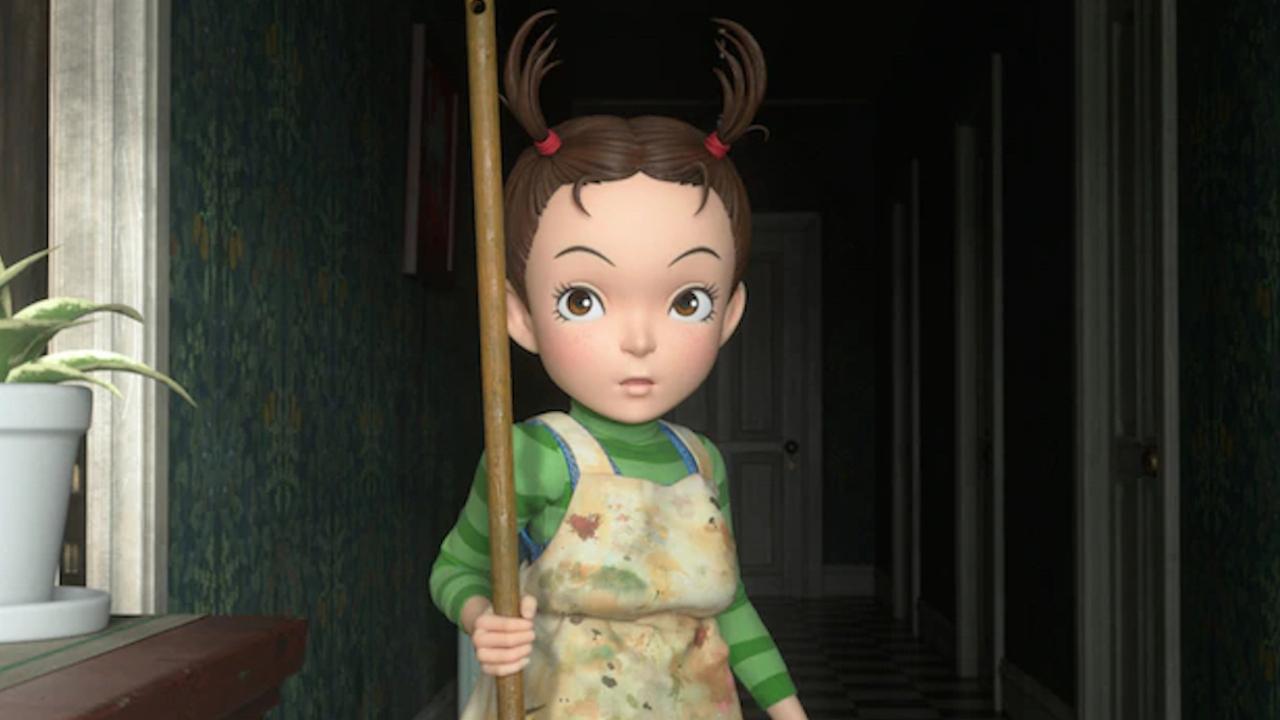 """""""Earwig y la bruja"""", la nueva película de Studio Ghibli se estrenará en los cines de España en 2021"""